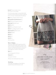 Knits from the Greenhouse. Обсуждение на LiveInternet - Российский Сервис Онлайн-Дневников Jumper Patterns, Sequin Skirt, Knitting, Tricot, Breien, Knitting And Crocheting, Crochet, Cable Knitting, Stitches