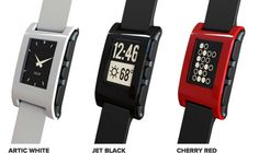 Pebble - E-Paper Watch for iPhone and Android
