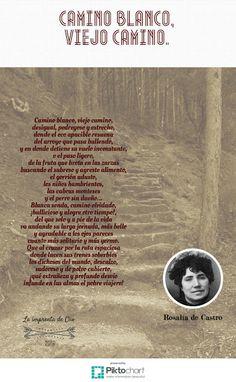 La imprenta de Clío: Gotas de poesía: Rosalía de Castro