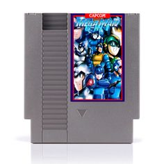 Here is a brand new 6 in 1 Nintendo Cartridge of all 6 Mega Man games on NES. Mega Man 5 & 6 in a USA NTSC 72 Pin English cart. The perfect gift for yourself or any fighting robots fan. With Free E Packet Shipping from China. Mega Man 6, Nes Cartridge, 8 Bits, Fighting Robots, Original Nintendo, Man Games, Nintendo Games, Free Games, Consumer Electronics