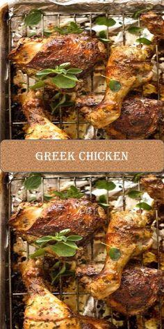 - Sweet Home Greek Chicken, Roast, Sweet, Food, Meal, Roasts, Essen, Hoods, Meals