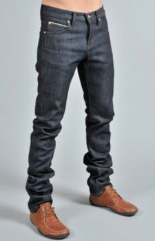 Naked and Famous Jeans - love that crazy genius Brandon! Crazy Genius, Raw Denim, Clothing Styles, Naked, Weird, Swag, Elephant, Fashion Outfits, Guys