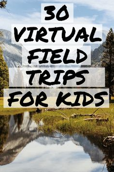 30 Virtual Field Trips for Kids – All FREE These virtual field trips for kids are all free and allow Educational Activities, Outdoor Activities, Home Activities, Educational Websites, Learning Activities, Virtual Museum Tours, Virtual Tour, Kids Zoo, Kids Education