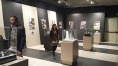 Iris FMG @ @ Superstudiopiù,  Contemporary Museum For New Design.  Zona Tortona. Milano Design Week.  #iSaloni