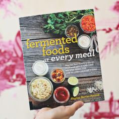 Give-a-weight: win a copy of Fermented Foods Every Day on Khoollect
