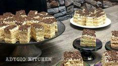 Prajitura Vladut cu nuca si vanilie reteta video - Adygio Kitchen