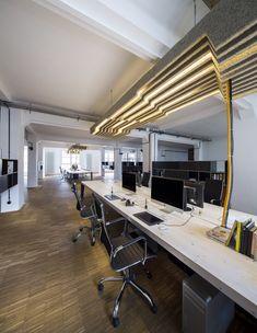 Gallery - Zum Goldenen Hirschen Office Extension / schöne räume architektur innenarchitektur - 3