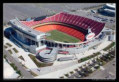 Arrowhead Stadium, Kansas City, Missouri | Flickr - Photo Sharing!