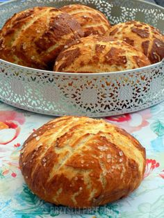 Bakers Gonna Bake, Homemade Dinner Rolls, Good Food, Yummy Food, Breakfast Lunch Dinner, Polish Recipes, Bread Baking, Bread Recipes, Sandwiches
