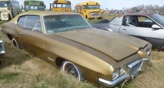 List it here on Barn Finds! Find Cars, Pontiac Tempest, Barn Finds, South Dakota, Archaeology, Rust, Auction, American, Gallery