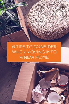 Have you recently moved? Here are six tasks to consider once you've purchased your home, along with ways that smart home technology can help make them even easier to complete.