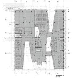 Building D.R.A.M,First Floor Plan
