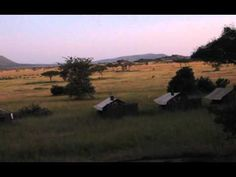 This is amazing, and I miss it already!! Dawn at Thomson Safaris' Nyumba Camp.