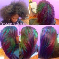 Voice Of Hair™ @voiceofhair Instagram photos | Websta