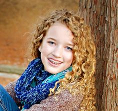 I suggest every girl with curly hair to read this blog! It's very helpful and handy!