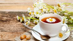 Tea Tip: 3 Reasons to Drink #Chamomile Tea!