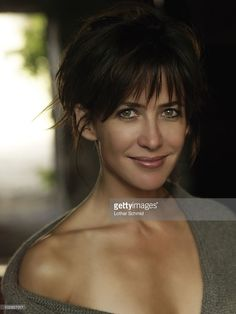 Actress Sophie Marceau poses at a portrait session in Paris on September Sophie Marceau Photos, Star Francaise, Bond Girls, French Actress, Celebrity Babies, Sensual, Beautiful Actresses, Most Beautiful Women, Pretty Woman