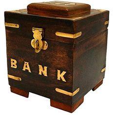 Xiton Cabina telefonica Coin Bank Vintage Banca Piggy di Stile Metal Money Box Tavolo Decoration