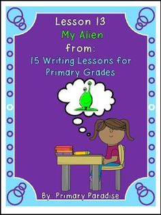 "FREE LANGUAGE ARTS LESSON - ""Writing Lesson FREEBIE from 15 Writing Lessons for Primary Grades"" - Go to The Best of Teacher Entrepreneurs for this and hundreds of free lessons. Kindergarten - 2nd Grade    http://www.thebestofteacherentrepreneurs.com/2017/02/free-language-arts-lesson-writing.html"