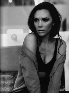 Victoria Beckham - love this shot