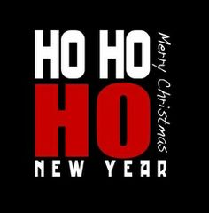 Ho ho happy new year, vk Christmas And New Year, Happy New Year, Modern, Christmas Cards, Printing, Happy 2015