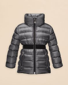 Moncler Girls' Talcy Jacket - Sizes 8-14