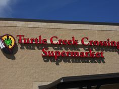 Turtle Creek Crossing Supermarket is on the Rosebud reservation of the Lakota/Dakota people and is owned and operated by the tribe.