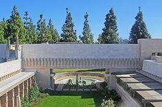 An Insider's Tour of Frank Lloyd Wright's Hollyhock House Photos | Architectural Digest