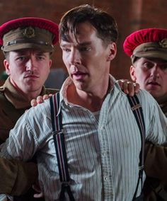 Benedict Cumberbatch's new role is totally swoon-worthy