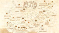 Via Pálffy - Atrakcie Hungary, Vintage World Maps, Travel, Viajes, Destinations, Traveling, Trips