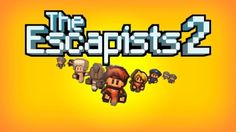 The Escapists 2 - Nintendo Switch Releases - NintendoReporters Gamer News, Nintendo News, Xbox News, Die Verurteilten, Prison, Nintendo Switch, Die Sims, The Escapists, Epic Games