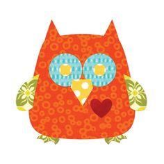 Faca Sizzix Bigz Fabi Owl 2- KG49*