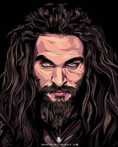 My first work on fiverr Portrait Cartoon, Vector Portrait, Digital Portrait, Portrait Art, Portraits, Art And Illustration, Portrait Illustration, Illustrations, Beard Art
