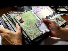MagPie's Corner: Raindrops on Roses Mini Album Video