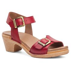 604caa1d856b You ll be smiling this summer when you slip on these Dansko Matty sandals.