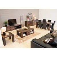 Merveilleux BOLT 11pce Bundle $3199 7pce Dinning Suite, Buffet, ETU, Coffee Table, Lamp