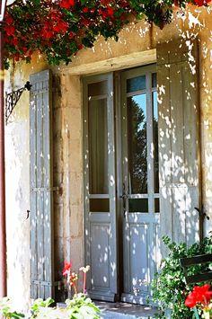 Provencal Doors
