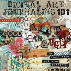 Digital Art Journaling 101: Why Art Journal?