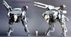 """""""Metal Gear Sahelanthropus v2"""" by Chokolat Shadow!: Pimped from Flickr"""