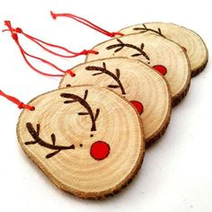 Personalized Rustic Christmas Reindeer Decoration,Custom Christmas Gift Tags, Personalized gift tags, Reindeer Tags, Christmas Stockings Christmas gifts – uncommon Christmas ideas Out of all things that we have presently found beneath Christmas Gift Tags, Diy Christmas Ornaments, Christmas Art, Christmas Projects, Holiday Crafts, Ornaments Ideas, Christmas Stockings, Beautiful Christmas, Wood Ornaments