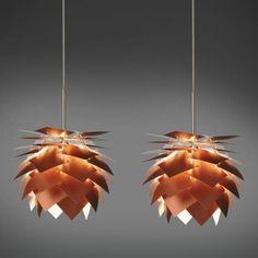 PineApple XS pendelsæt - Kobber - Dyberg Larsen