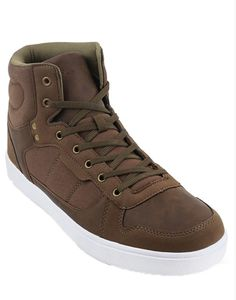 finest selection 54181 e34ff Flex street savvy style in these men s Lenox high-tops from Xray. This  padded high-top design surrounds your feet in all day comfort.