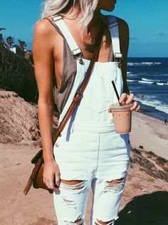 Overalls have made a comeback & now with more variety! Find similar styles of the trend on Effinshop.com