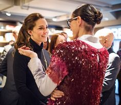 Kate Middleton and J. Crew