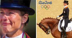 La cabeza del caballo se hincha 3 días antes de la competición. Lo que ocurre…