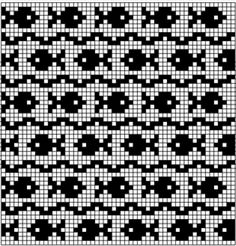 Crochet Chart, Filet Crochet, Knit Crochet, Intarsia Patterns, Knit Patterns, Fair Isle Chart, Chart Design, Fair Isle Knitting, Silk Ribbon Embroidery