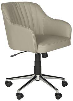 Hilda Desk Chair Grey