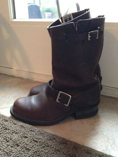 1000+ images about Frye on Pinterest | Frye engineer boots, eBay and Frye veronica