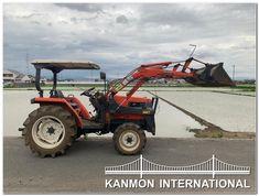 UsedJapaneseTractors.jp : KUBOTA GL26 4WD W/FL Kubota, Tractor