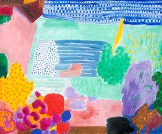 Ken Done - art / current exhibition / gallery / garden-by-the-sea-ii-2013
